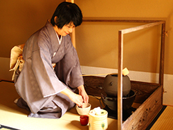 Tea Ceremony Pic.