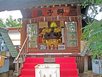 Nami-Yoke Shrine Pic.